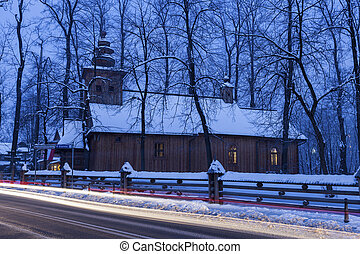 Church of Our Lady of Czestochowa in Zakopane