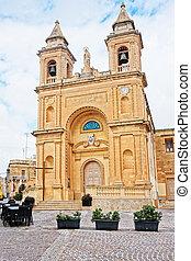 Church of Our Lady of Pompei Marsaxlokk