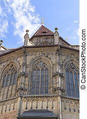 Church of Our Lady (Upper Parish) in Bamberg, Germany
