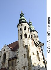 Church of Saint Andrew, Kracow