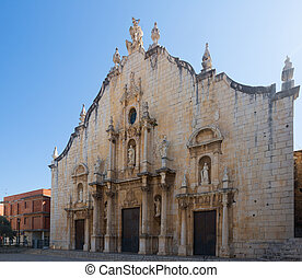 Saint John the Baptist in Alcala De Xivert