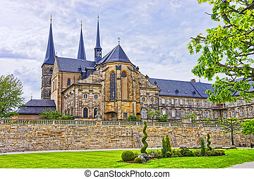 Church of Saint Michael in Bamberg in Germany