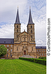 Church of Saint Michael in Bamberg in Upper Franconia Germany