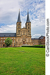 Church of Saint Michael in Bamberg of Upper Franconia Germany