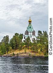 Church of Saint Nicholas, Valaam, Russia - Church of Saint...
