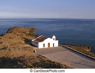 Church of Saint Nikolas in Zakynthos island, Greece