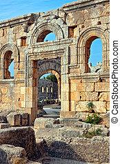 Church of Saint Simeon side entrance - Side entrance to thr...