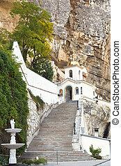 Church of Saint Uspensky Cave Monastery, Crimea - Church of...
