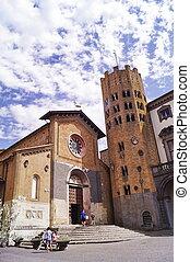 Church of Saints Andrea and Bartolomeo, Orvieto, Italy