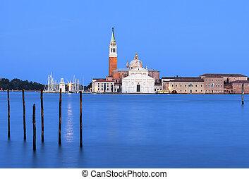 Church of San Giorgio Maggiore in Venice.
