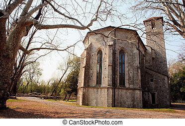 Church of San Giovanni in Tuba, Italy - Church of San...