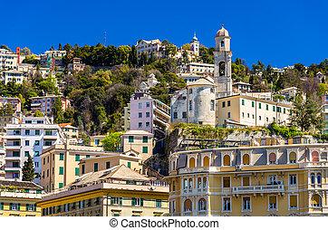 Church of San Nicola da Tolentino in Genoa - Italy