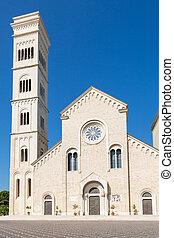 Church of Sant Agostino in Bisceglie, Puglia - Church of ...