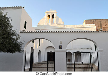 Church Of Sant Antoni of Portmany