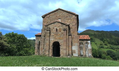Santa Cristina Lena - church of Santa Cristina Lena in...