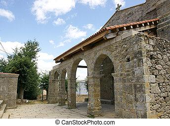 Church of Santa Mar?a das Areas