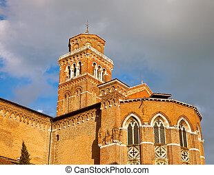 Church of Santa Maria Gloriosa dei Frari, Venice