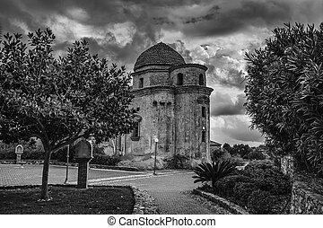 Church of Santa Ruba in Vibo Valentia