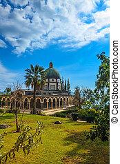 Church of Sea of Galilee