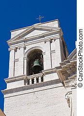 Church of St. Agostino. Trani. Puglia. Italy.