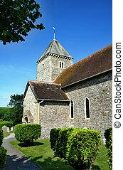 Church of St Andrews, Bishopstone