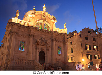 Church of St. Blaise, Dubrovnik