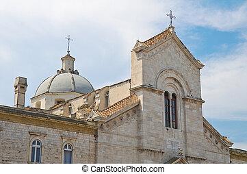 Church of St. Domenico. Giovinazzo. Puglia. Italy.