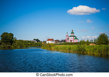 Church of St. Elias in Suzdal
