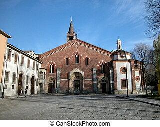 Church of St. Eustorgio, Milan