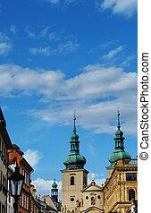 Church of St. Gallus in Prague