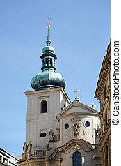 Church of St Gallus in Prague