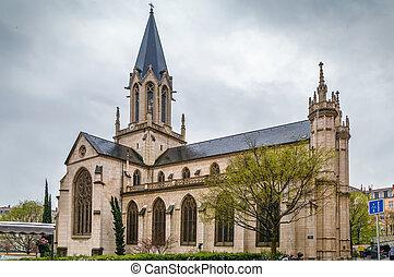 Church of St. George, Lyon, France