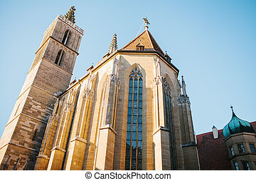 Church of St. Jacob in Germany
