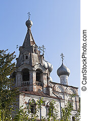 Church of St. John Chrysostom in Vologda