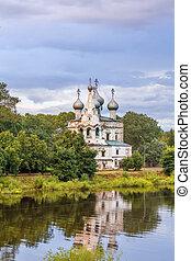 Church of St. John Chrysostom, Vologda, Russia