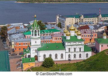 Church of St. John the Baptist, Nizhny Novgorod, Russia