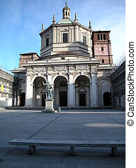 Church of St. Lorenzo, Milan