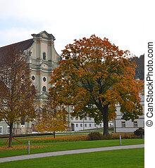 Church of St. Mary's Assumption in Fürstenfeld