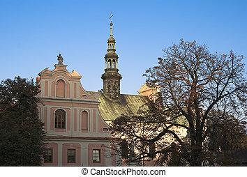 Church of St. Michael in Sandomierz