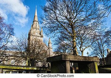 Church of St Nicholas, Aberdeen Scotland