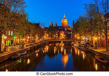 Church of St Nicholas , Amsterdam - Church of St Nicholas...