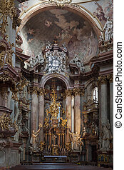 Church of St Nicholas in Prague