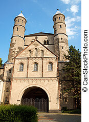 Church of St. Pantaleon in Cologne is the eldest of the 12 ...
