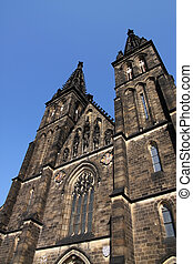 Church of st. Peter & Paul, Prague