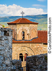 Church of St. Sophia, Ohrid