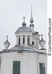 Church of St Varlaam in Vologda