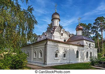 Church of the Archangel Michael in Arkhangelskoye, Russia