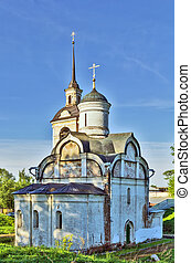 Church of the Ascension of Christ, Rostov