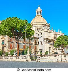 Church of the Badia di Sant'Agata