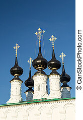 Church of the Entry into Jerusalem - Suzdal